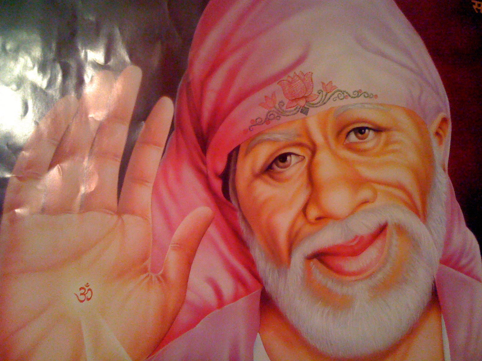 55235b5a3b Video of the Grand daughter of Laxmi bhai sharing wonderful stories about  Shirdi Sai Baba.Also this video will give you the rare darshan of the nine  coins