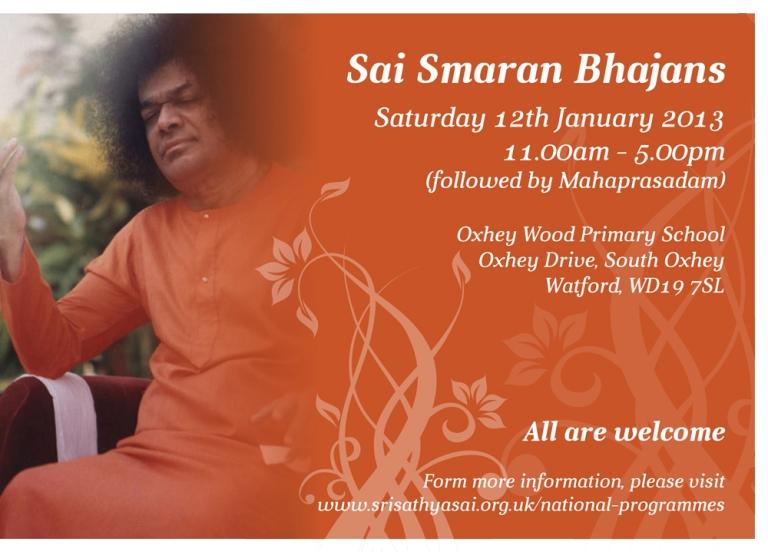 Sai-Smaran-Bhajans